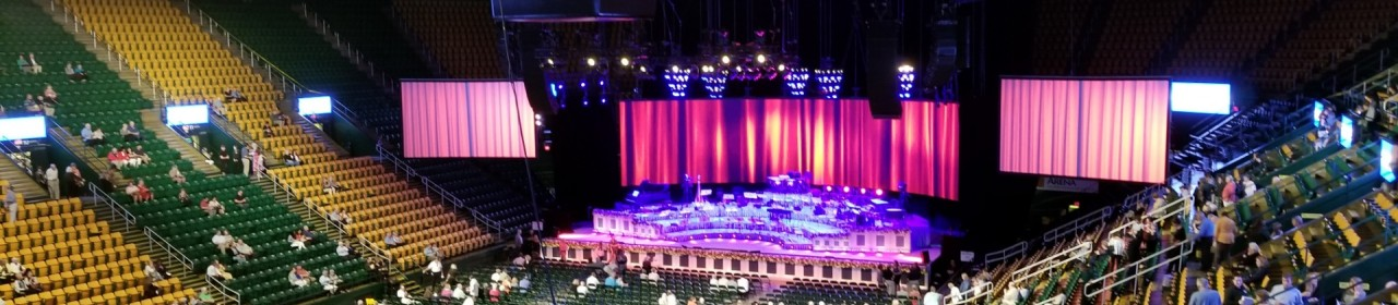 André Rieu and his Johannes Strauss Orchestra