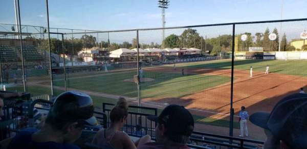 Rawhide Ballpark, section: HOFC