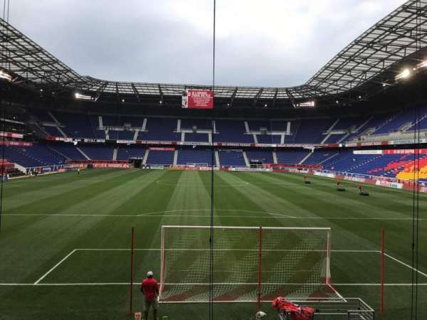 Red Bull Arena (New Jersey), section: 101, rangée: 9, siège: 21