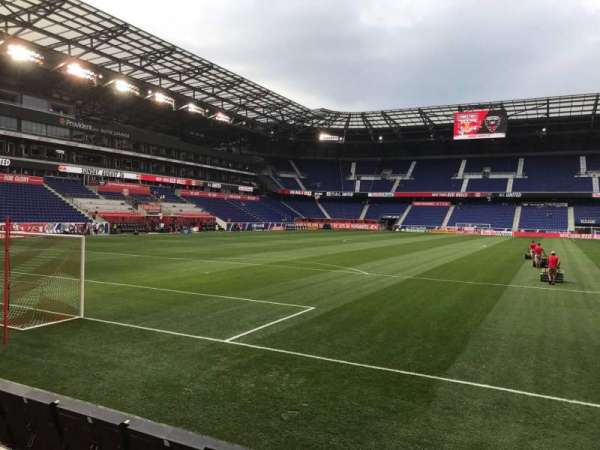 Red Bull Arena (New Jersey), section: 133, rangée: 3, siège: 15