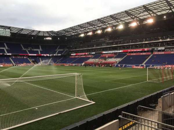 Red Bull Arena (New Jersey), section: 120, rangée: 7, siège: 16