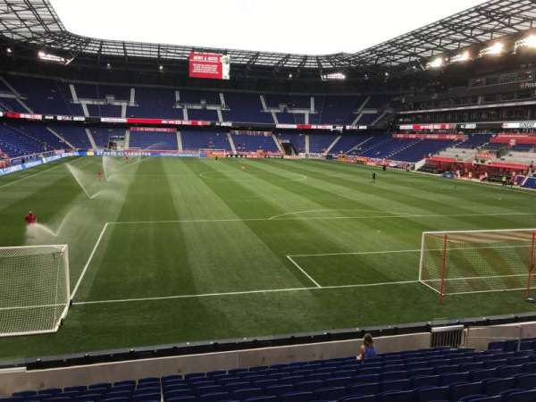 Red Bull Arena (New Jersey), section: 119, rangée: 13, siège: 16