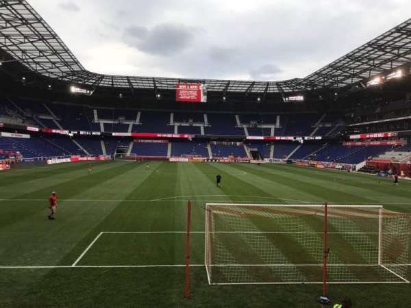 Red Bull Arena (New Jersey), section: 118, rangée: 7, siège: 26