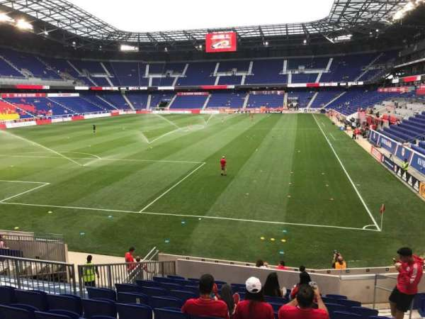 Red Bull Arena (New Jersey), section: 116, rangée: 14, siège: 5