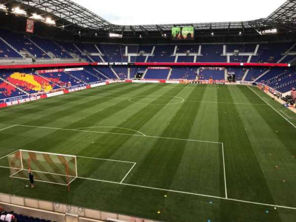 Red Bull Arena (New Jersey), section: 217, rangée: 3, siège: 14