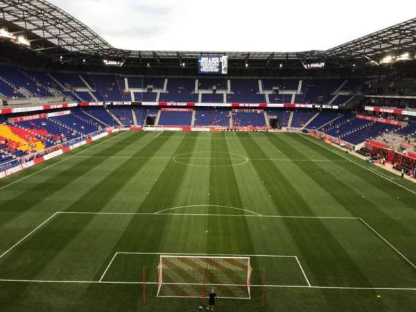 Red Bull Arena (New Jersey), section: 218, rangée: 8, siège: 10