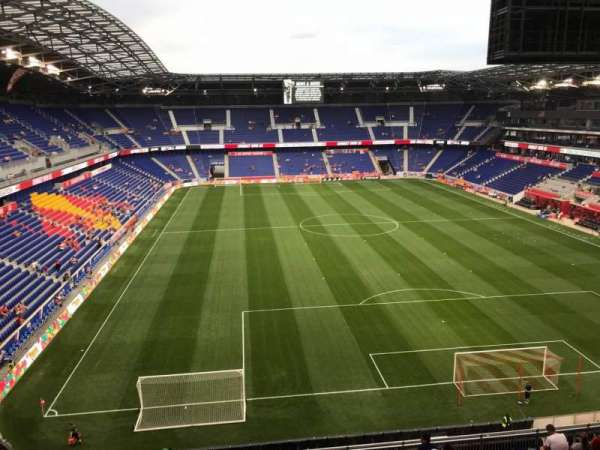 Red Bull Arena (New Jersey), section: 219, rangée: 16, siège: 27