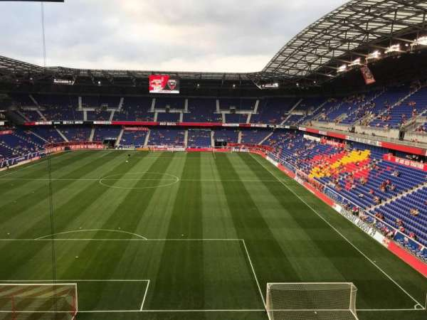 Red Bull Arena (New Jersey), section: 233, rangée: 10, siège: 23