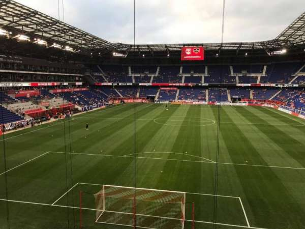 Red Bull Arena (New Jersey), section: 201, rangée: 1, siège: 1