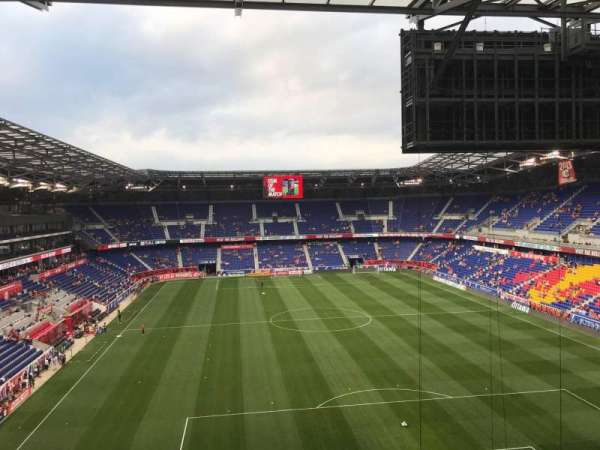 Red Bull Arena (New Jersey), section: 202, rangée: 15, siège: 18