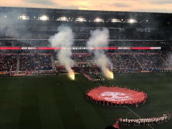Red Bull Arena (New Jersey), section: 228, rangée: 18, siège: 1
