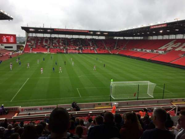 bet365 Stadium, section: 42, rangée: 26, siège: 947