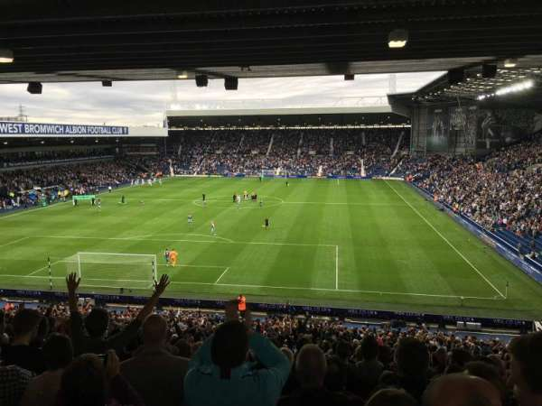 The Hawthorns, section: A2, rangée: Xx, siège: 29
