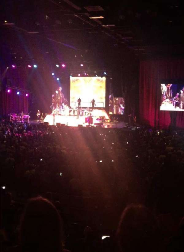 Hard Rock Live at Etess Arena, section: 205