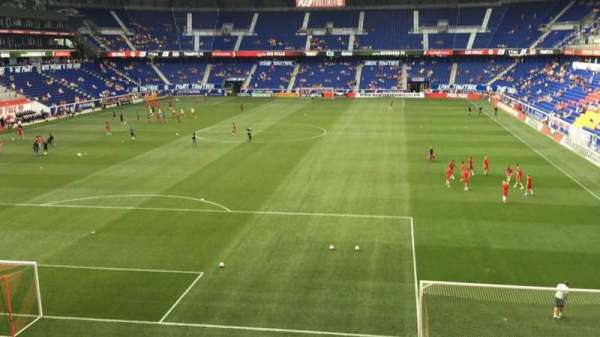 Red Bull Arena (New Jersey), section: 233, rangée: 1, siège: 13