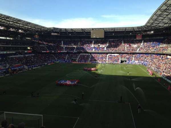 Red Bull Arena (New Jersey), section: 233, rangée: 6, siège: 17