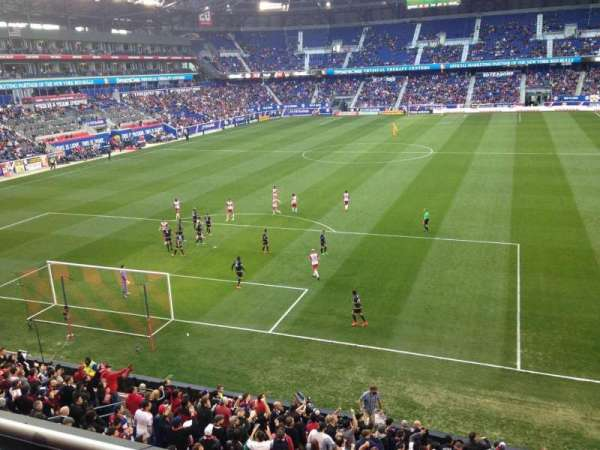 Red Bull Arena (New Jersey), section: 233, rangée: 2, siège: 14