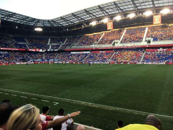Red Bull Arena (New Jersey), section: 108, rangée: 5, siège: 13