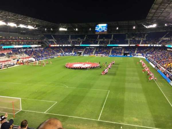 Red Bull Arena (New Jersey), section: 233, rangée: 5, siège: 1