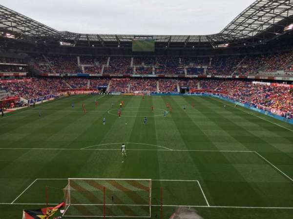 Red Bull Arena (New Jersey), section: 201, rangée: 2, siège: 4