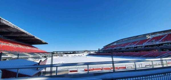 TD Place Stadium, section: W4