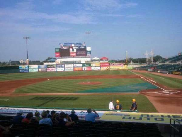 Principal Park, section: 6