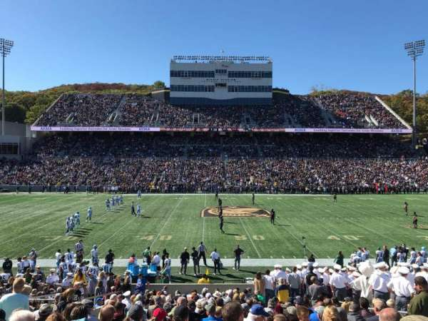 Michie Stadium, section: 29, rangée: X, siège: 10