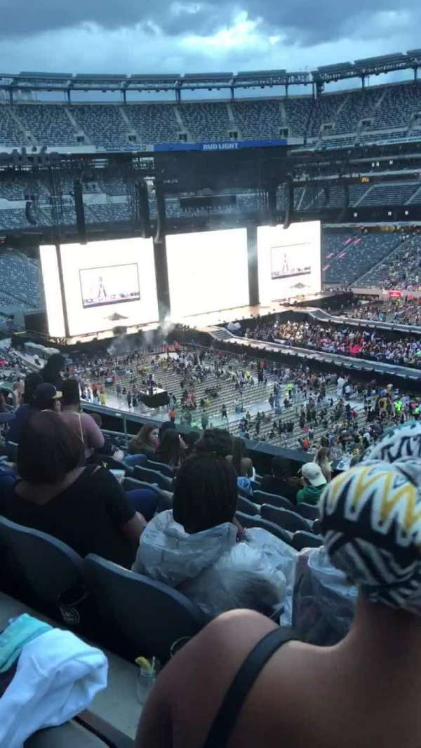 MetLife Stadium, section: 236, rangée: 7, siège: 7