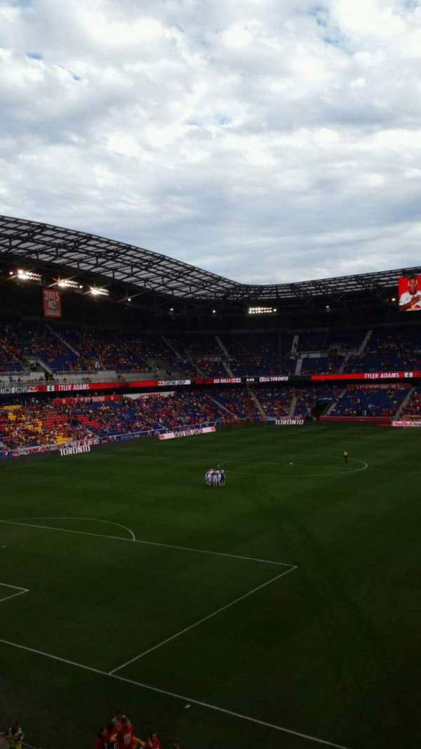 Red Bull Arena (New Jersey), section: 215, rangée: 1, siège: 28
