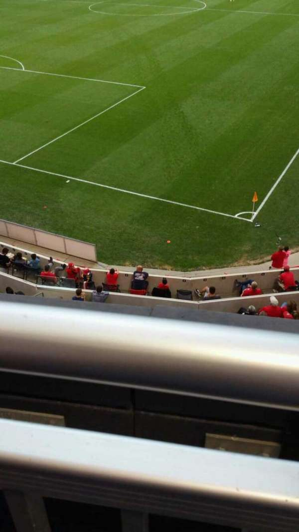 Red Bull Arena (New Jersey), section: 215, rangée: 1, siège: 27