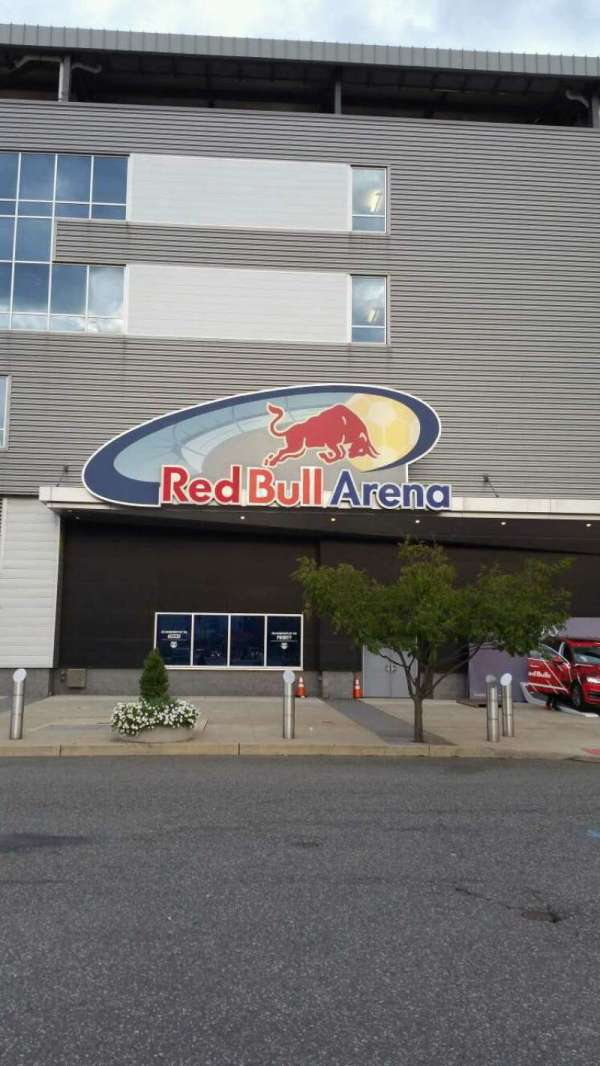 Red Bull Arena (New Jersey), section: EXTERIOR