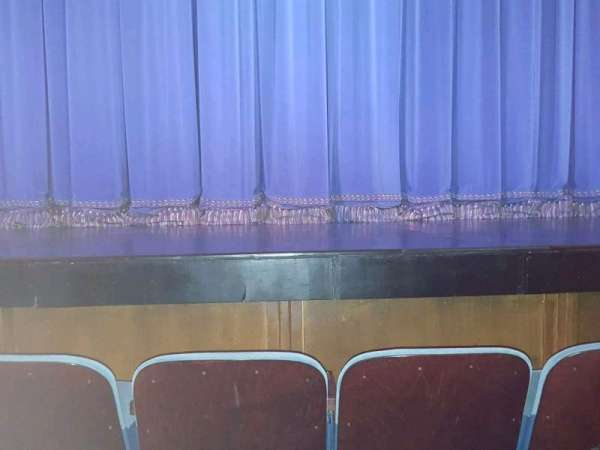 Cabot Theatre at the Broadway Theatre Center, section: Orch, rangée: C, siège: 3