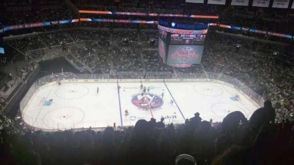 Barclays Center, section: 226, rangée: 18, siège: 9