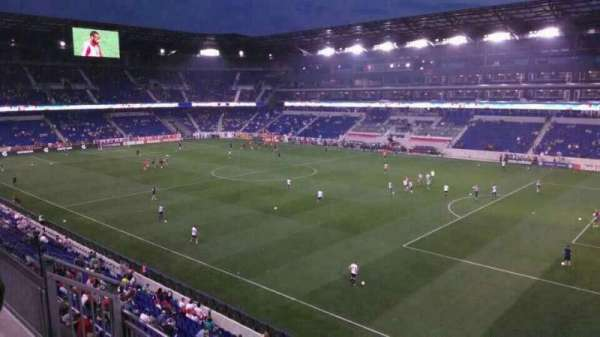 Red Bull Arena, section: 223, rangée: 4, siège: 3