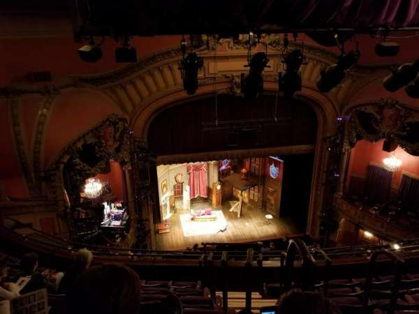Lyceum Theatre (Broadway), section: Balcony L