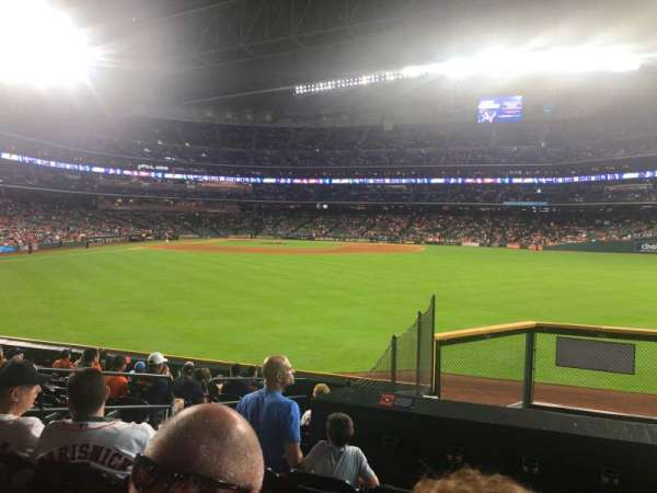 Minute Maid Park, section: 155, rangée: 12, siège: 6