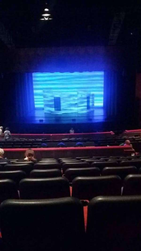 Fox Theater at Foxwoods, section: Category 2 seating, rangée: K, siège: 305