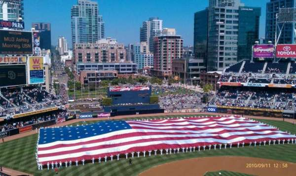 PETCO Park, section: 302