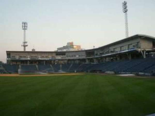 Richmond County Bank Ballpark, section: Field