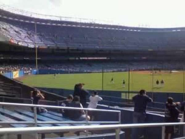Yankee Stadium, section: Monument Park