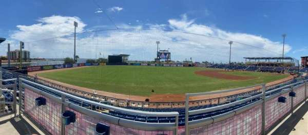 Admiral Fetterman Field, section: 115