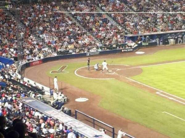 Turner Field, section: VIP Suite 21 & 22