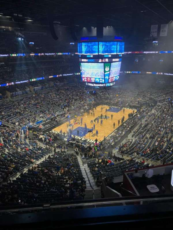 Amway Center, section: 230, rangée: 2, siège: 17