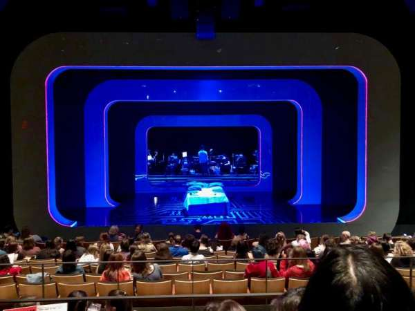 The Irene Diamond Stage at The Pershing Square Signature Center