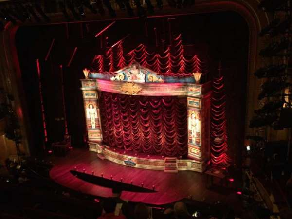 Walter Kerr Theatre, section: Balcony R