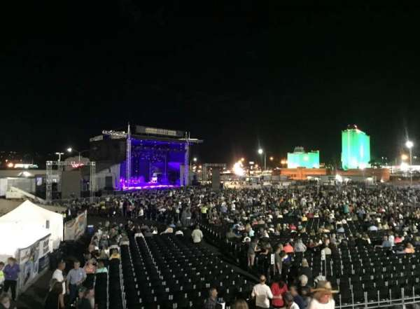Laughlin Event Center, section: 201