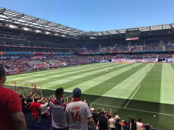 Red Bull Arena (New Jersey), section: 132, rangée: 15, siège: 21