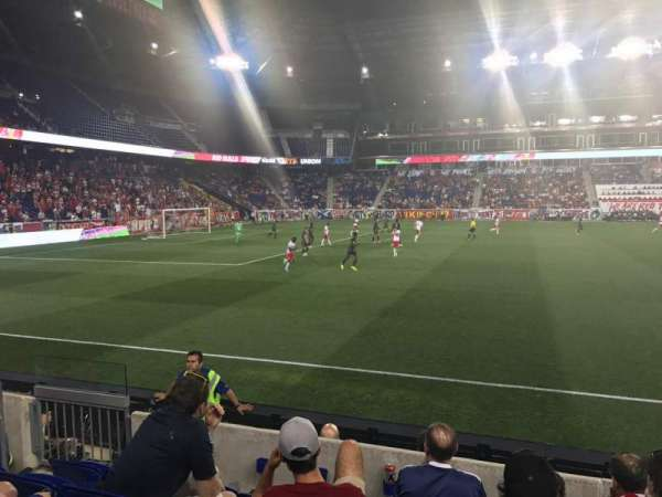 Red Bull Arena (New Jersey), section: 127, rangée: 5, siège: 29
