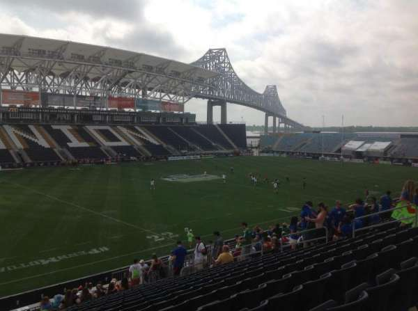 Talen Energy Stadium, section: General Admission