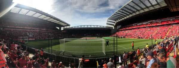 Anfield, section: 124